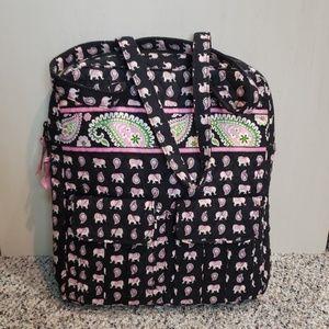 Vera Bradley Pink Elephant bag